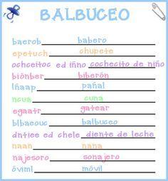 Juegos Para Baby Shower En Espanol Divertidos Buscar Con Google