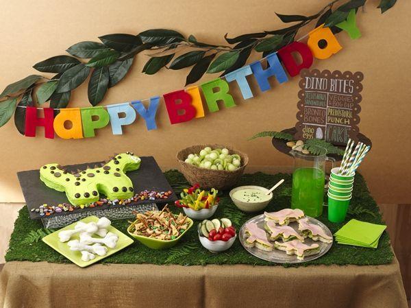 Annie Birthday Cakes Dinosaurs