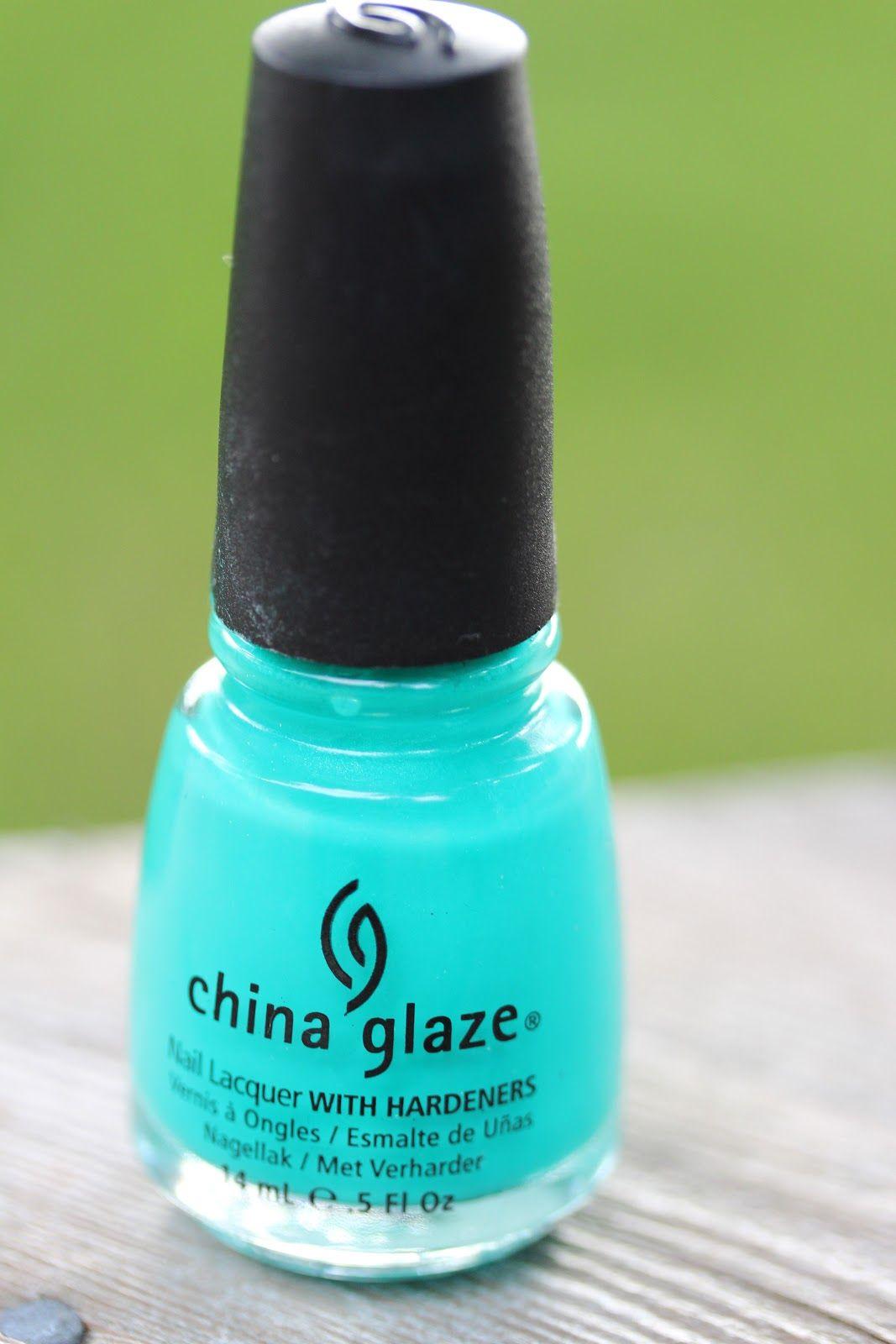 Aqua Blue Nail Polish 9 Jpg 1067 1600