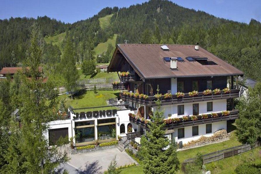 Apartmenthaus Jagdhof Im Sommer wie im Winter sind unsere