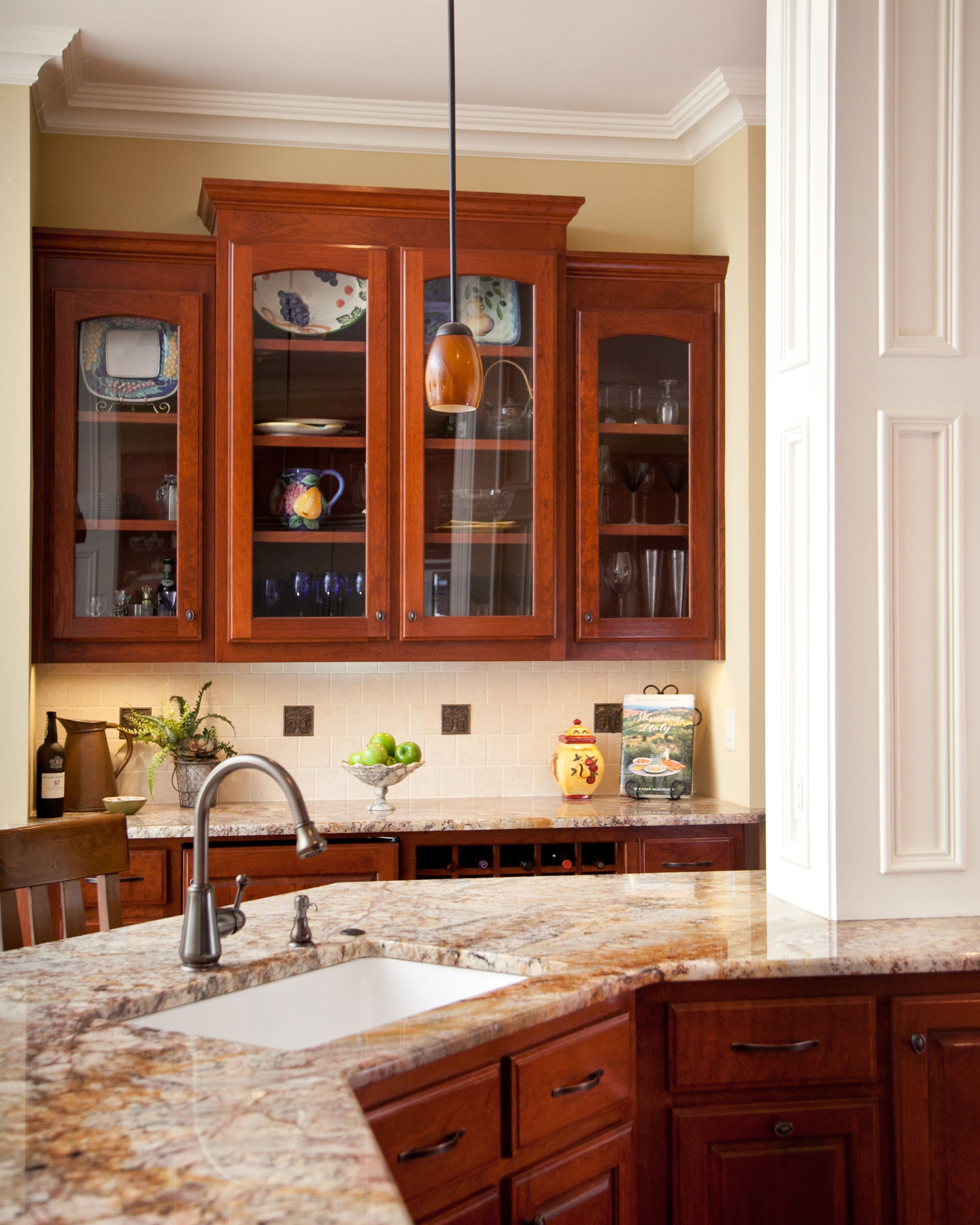Wall Cabinets Kitchen Love The Different Height Wall Cabinets Kitchen Ideas