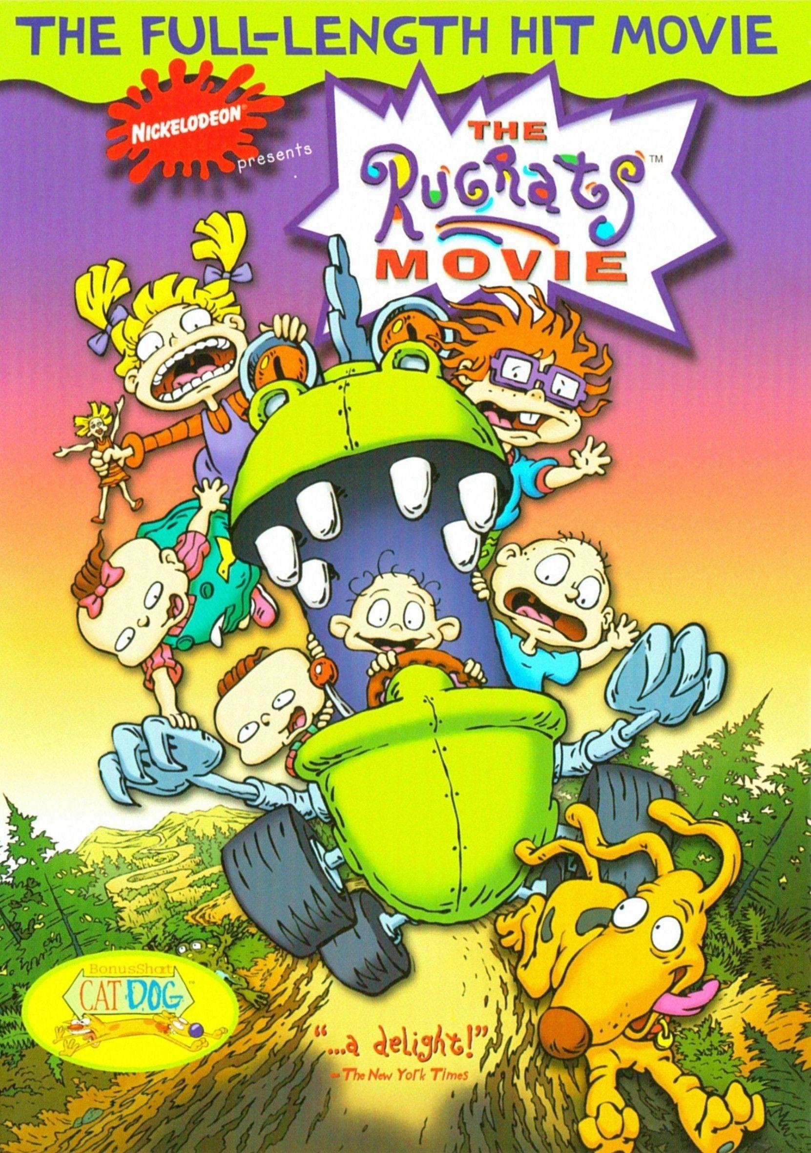 Cinema City Mymovies Ge The Rugrats Movie Rugrats Full Movies
