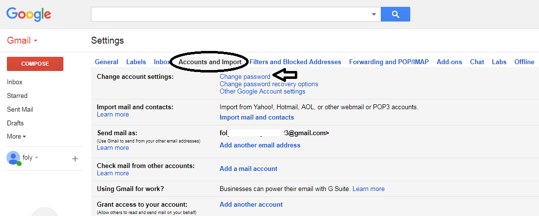 Changing Gmail Password Regularly Helps You Keep Your Account Safe From Activities Like Hacking Phishing Etc If You Don T Kn Easy Tutorial Passwords Learning