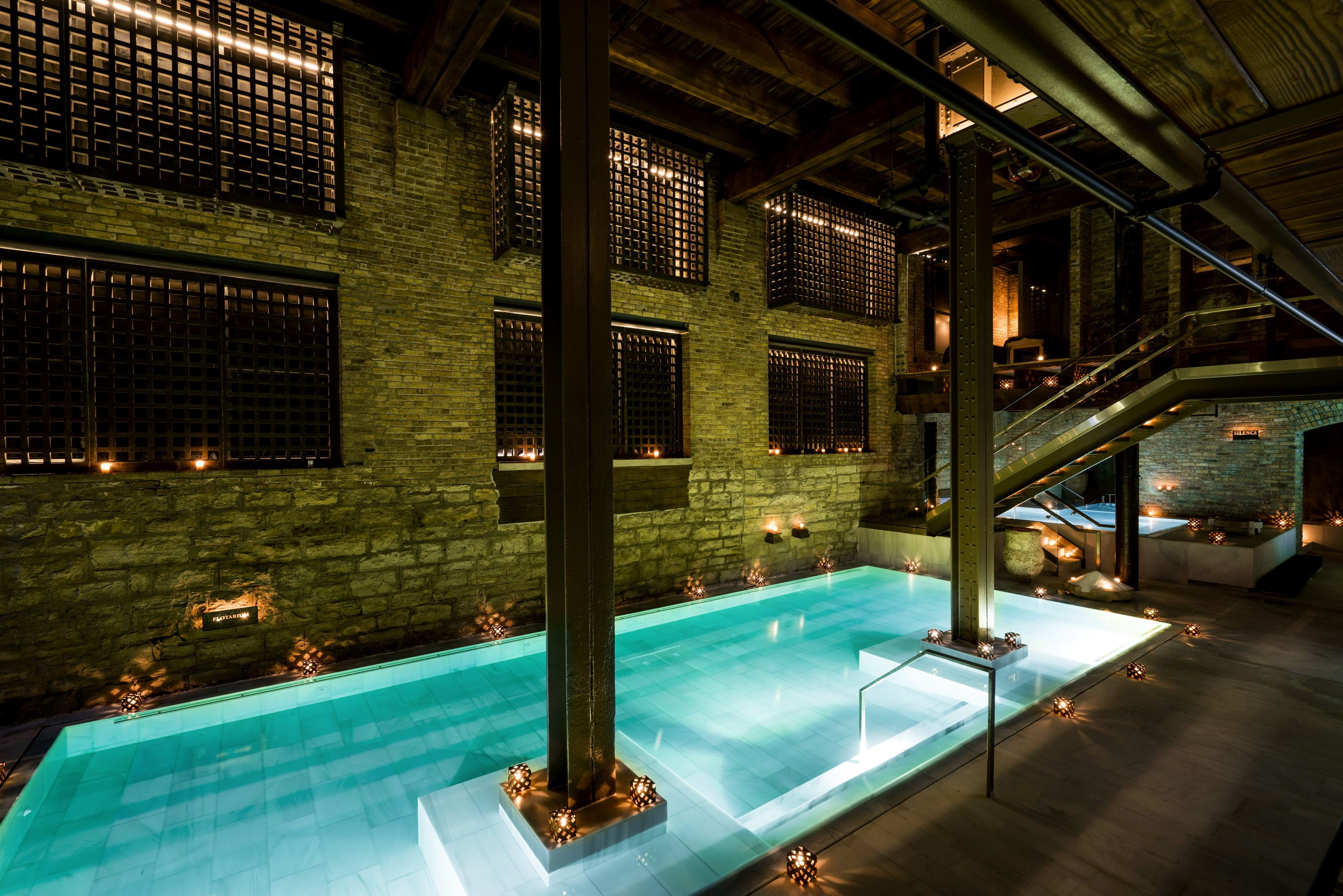 Relax Like A Roman In This Massive Ancient Bath Spa Chicago