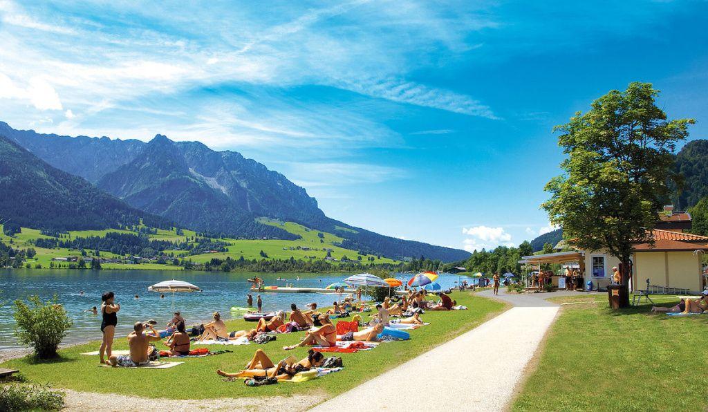 Walchsee Tirol Landherz Reisen, Tirol, Urlaub