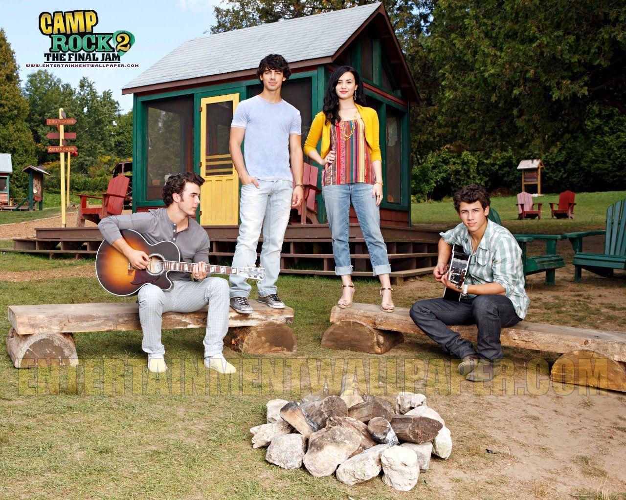 Camprock 2 The Final Jam 2010 Camp Rock Disney Memories Disney Channel Movies