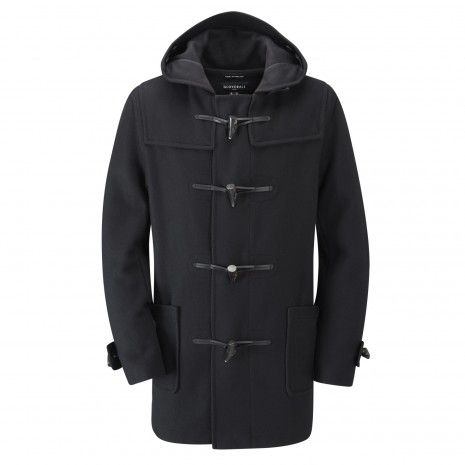 Gloverall Slim Fit Duffle Coat | Apparel | Pinterest | Duffle coat