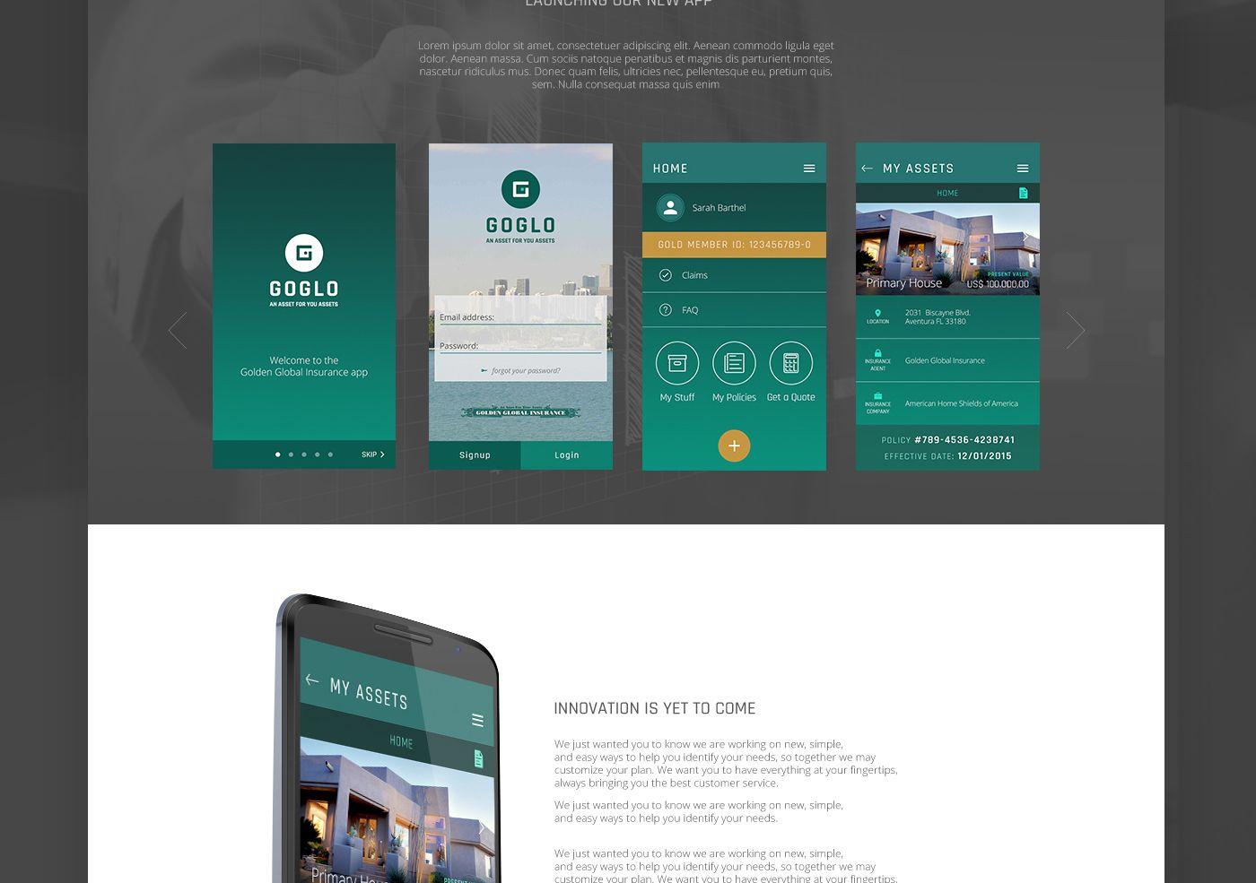 Epingle Sur Web Ux Ui Design