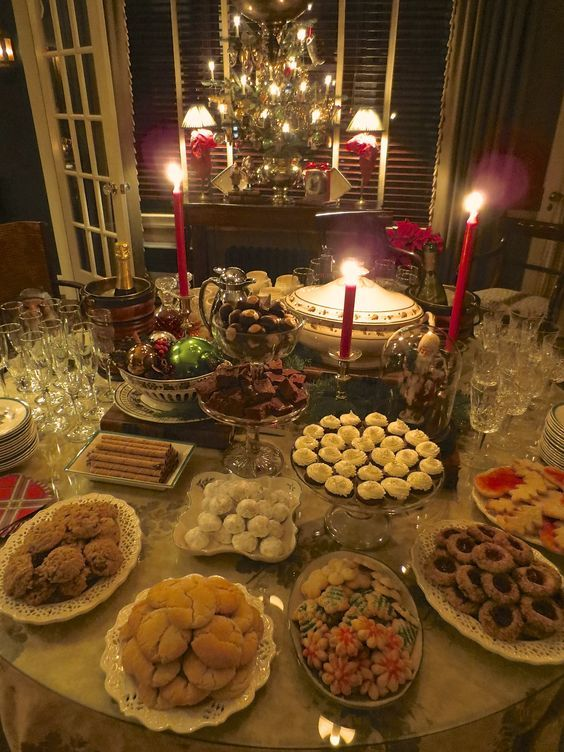 Christmas Eve Menu Ideas For Buffet.Easy Christmas Eve Appetizers Ideas For A Crowd Christmas