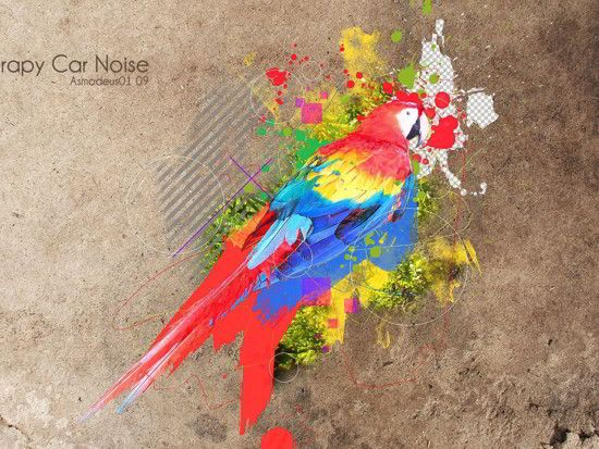#Colorful Collection Of 25 #HD Abstract #Wallpapers