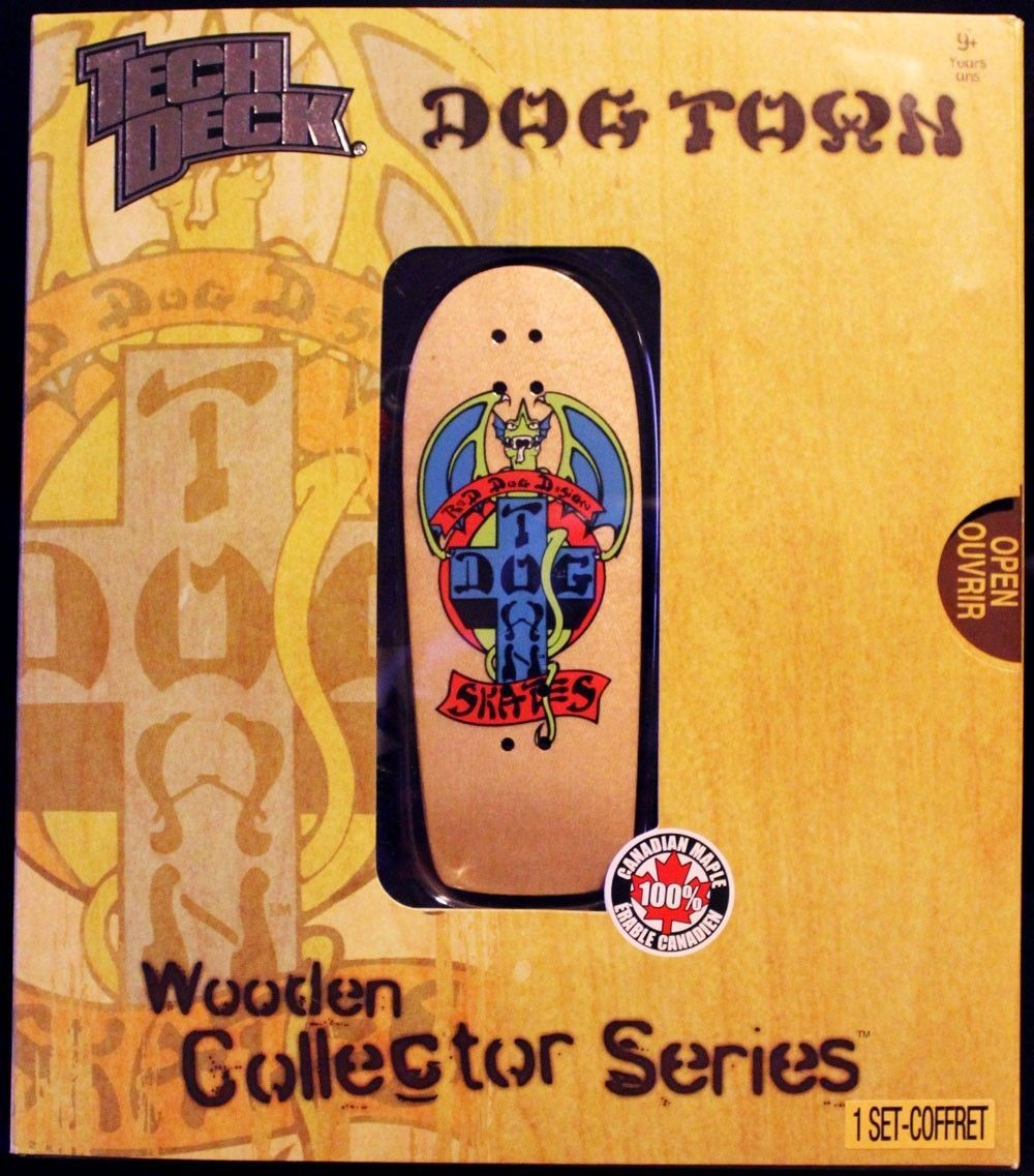 Tech deck wooden collector series dogtown skates jim muir tech deck wooden collector series dogtown skates jim muir fingerboard skateboard baanklon Image collections