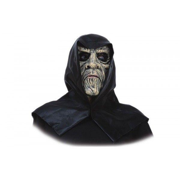 Máscara Zombie con Capucha para Halloween   Máscaras y capuchas ...