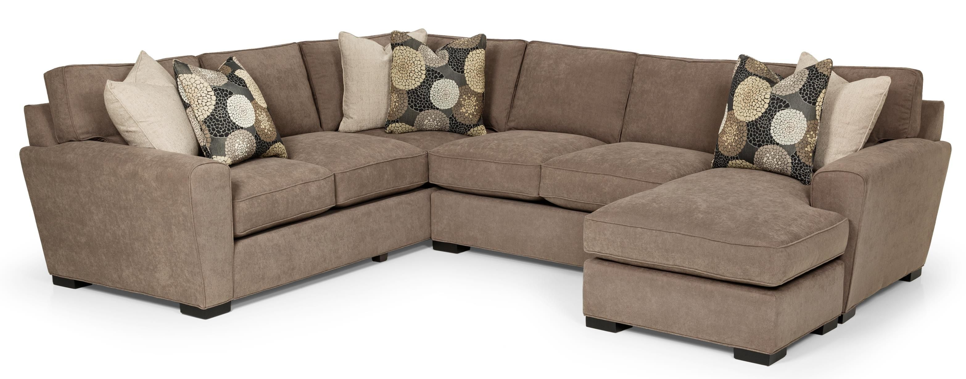 Terrific 282 Casual Sectional Sofa By Stanton Living Dining Room Caraccident5 Cool Chair Designs And Ideas Caraccident5Info
