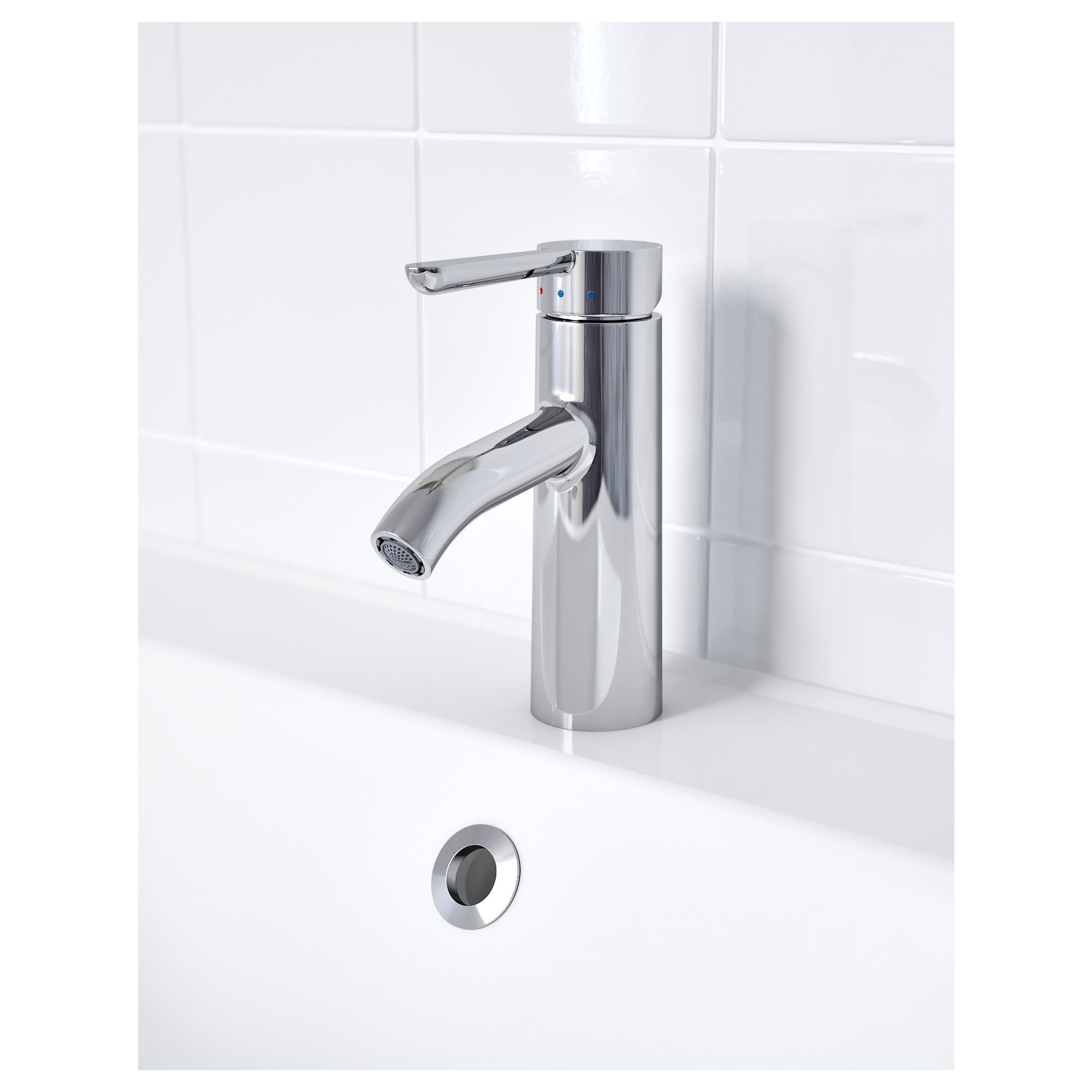 IKEA - DALSKÄR Bathroom faucet chrome plated | Products | Pinterest ...