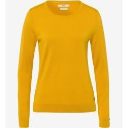 Photo of Brax ladies sweater Style Liz yellow size. 34 BraxBrax