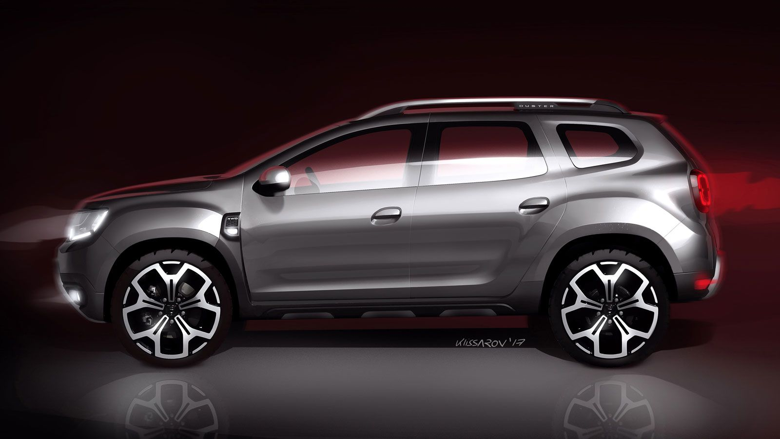 Pin By Lomiize Tang On Car Design Sketches Renault Duster Futuristic Cars Dacia [ 900 x 1600 Pixel ]