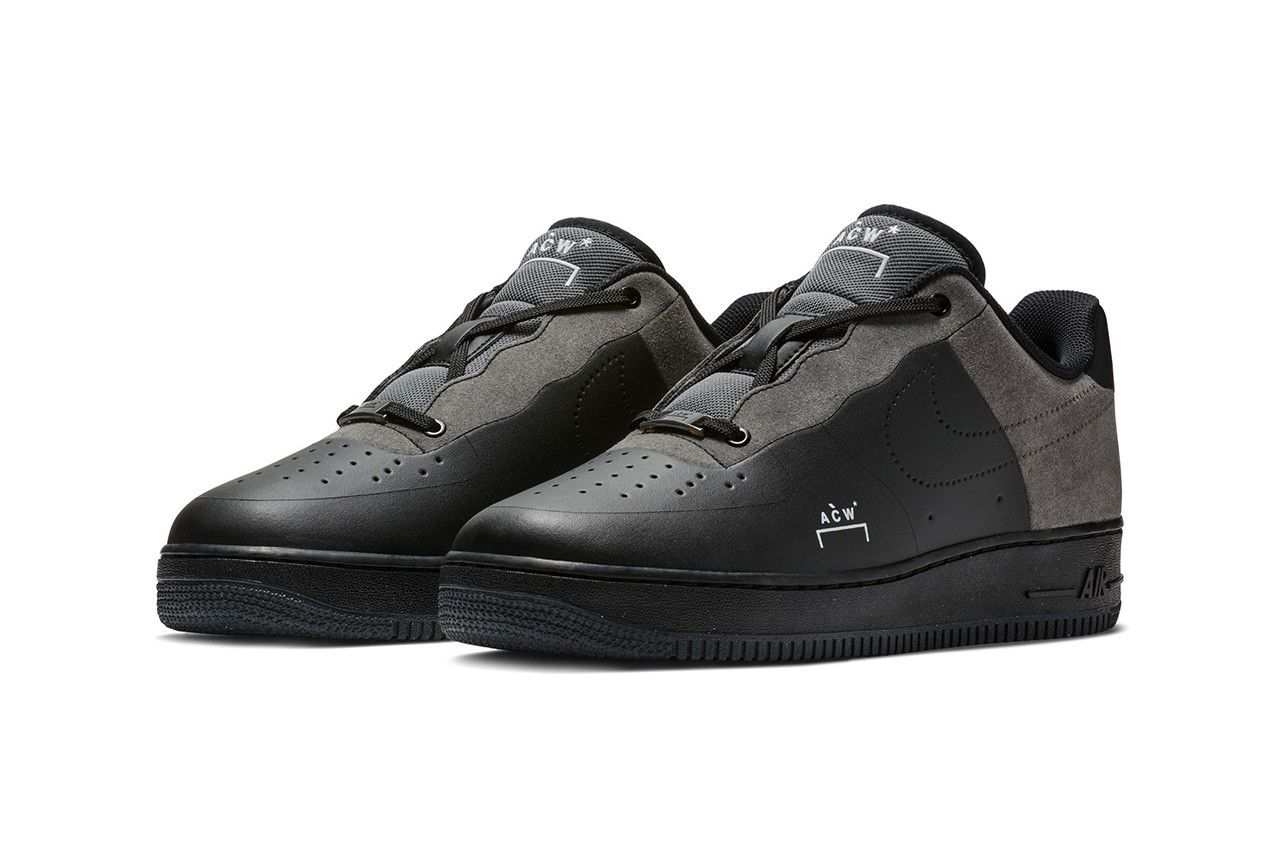7b26155870c442 A-COLD-WALL  x Nike Air Force 1 Low Official Imagery Surfaces in ...