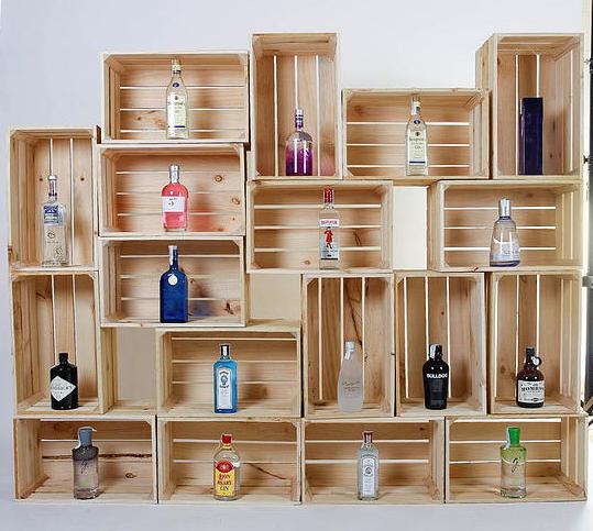 Imagen escaparates ideas y ejemplos pinterest - Cajas de madera de fruta gratis ...