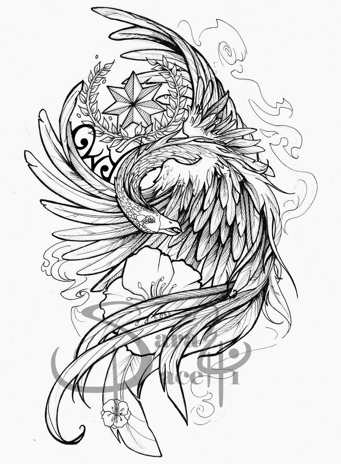 JLN_Phoenix_Stencil_Watermark.jpg (1178×1600) Half