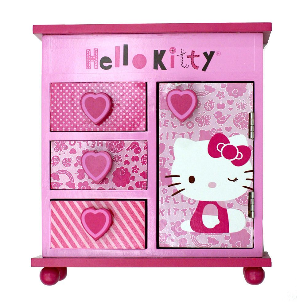 Hello Kitty Dresser! and like OMG! get some yourself some ...