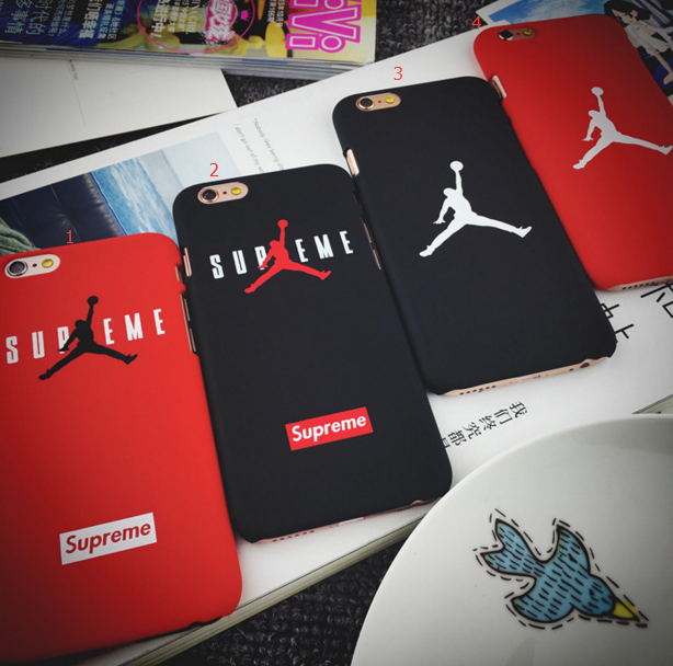 coque supreme jordan iphone 6