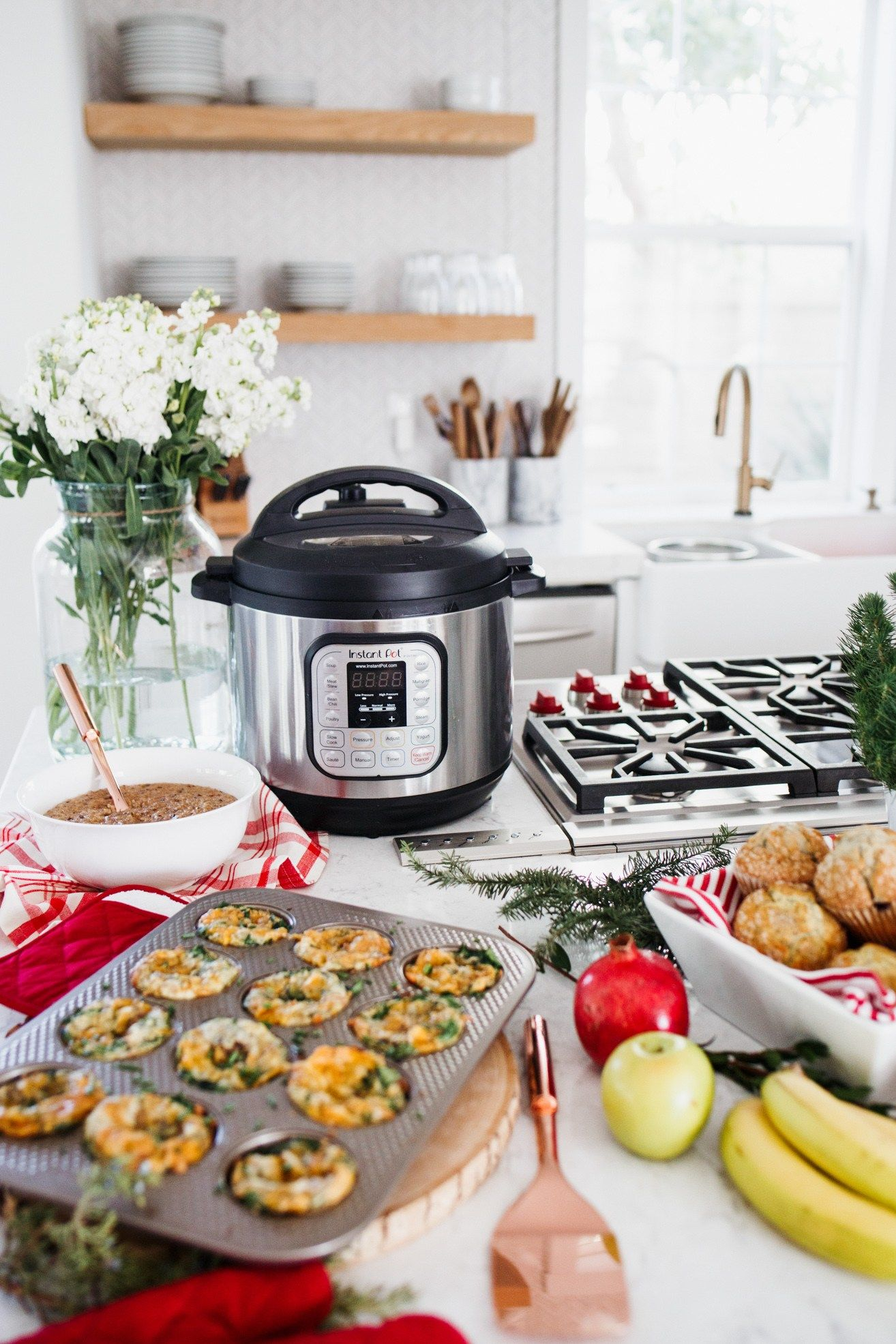 How To Make The Prettiest Kohl S Christmas Morning Breakfast Kitchen