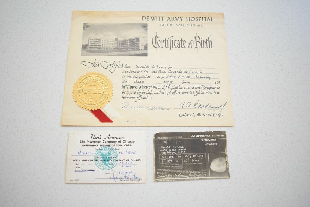 Agencies in the State of California (CA) who provide Birth Certificates