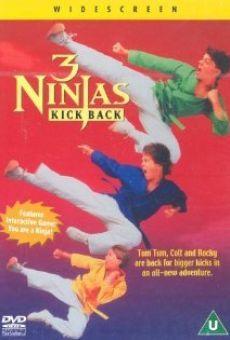 3 Ninjas Contra Atacam Filmes Online Com Imagens Filmes