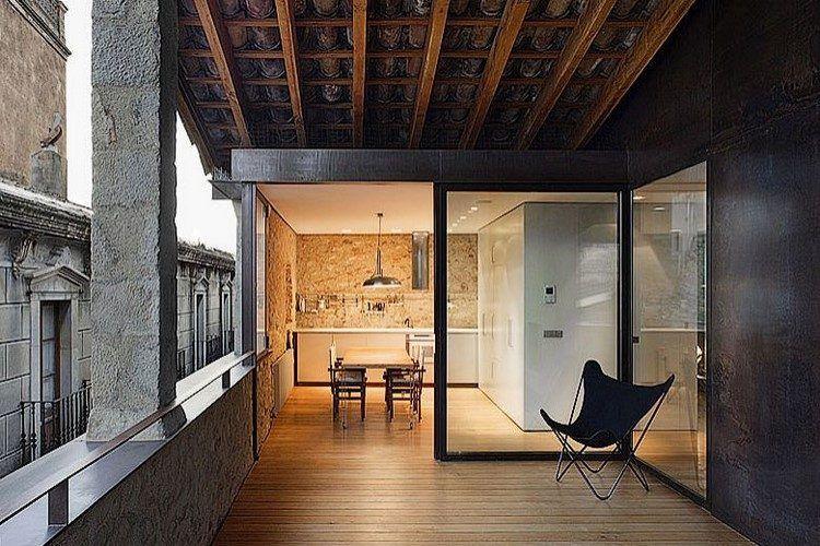 Mélanger meubles anciens et modernes dans sa déco intérieure ...