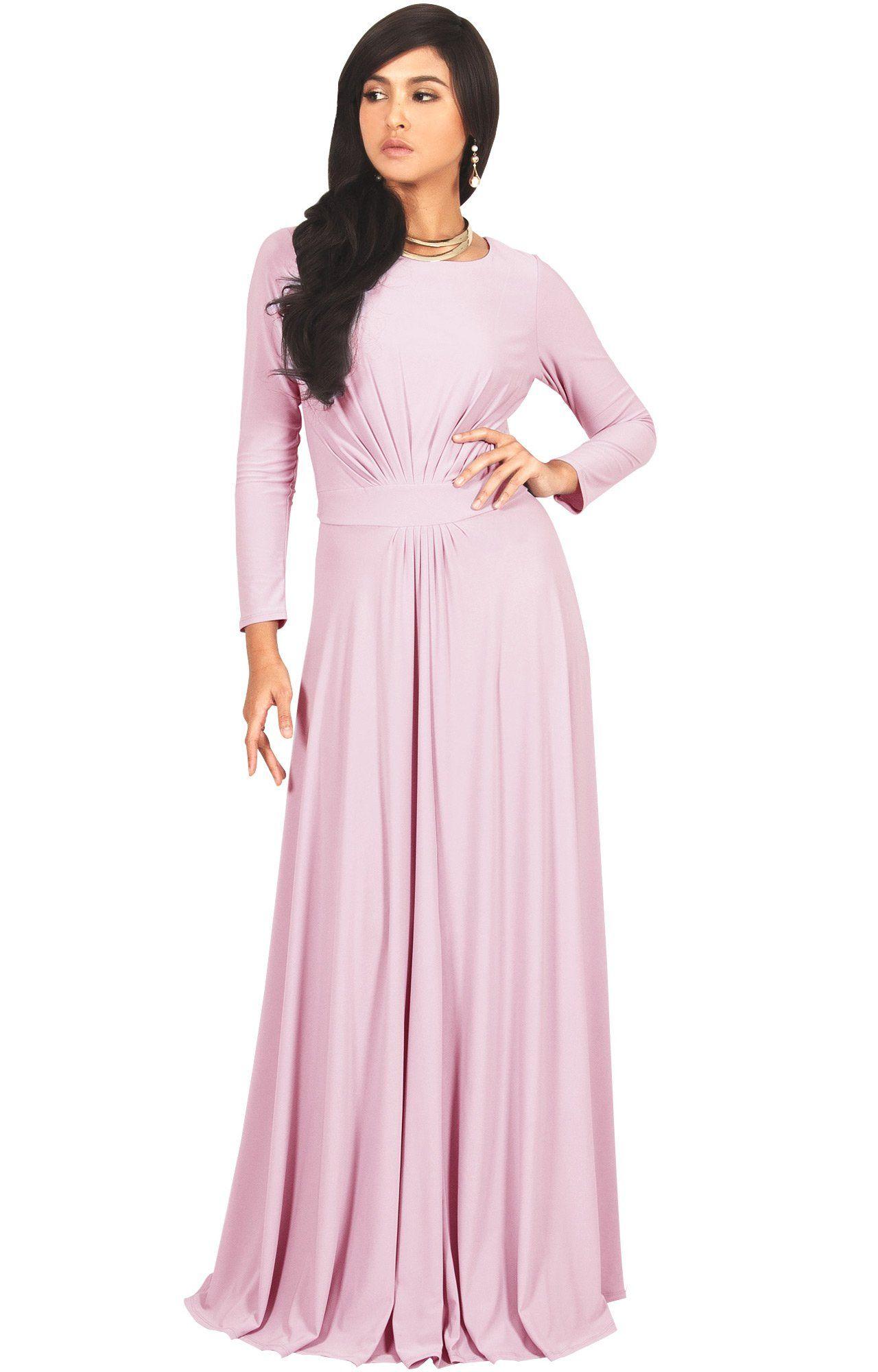 bb2a05d2834c0 Maternity Outfits - loose-fitting maternity maxi dress : KOH KOH Petite  Womens Long Full