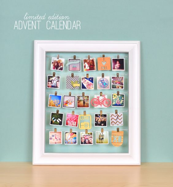 Limited Edition Advent Calendar :: Instagram Style
