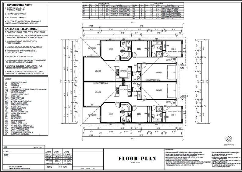 Duplex Design 248du Mid Century Ranch 2640 Sq Foot Or 245 2 M2 Narrow Land 6 Bedroom Duplex Design 3 X 3 Bed Narrow Duplex Plan In 2020 Duplex Design Duplex Plans Duplex Floor Plans