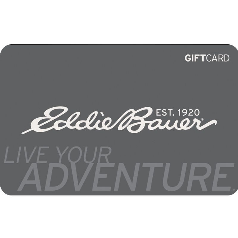 Eddie bauer gift card 25 50 or 100 fast email