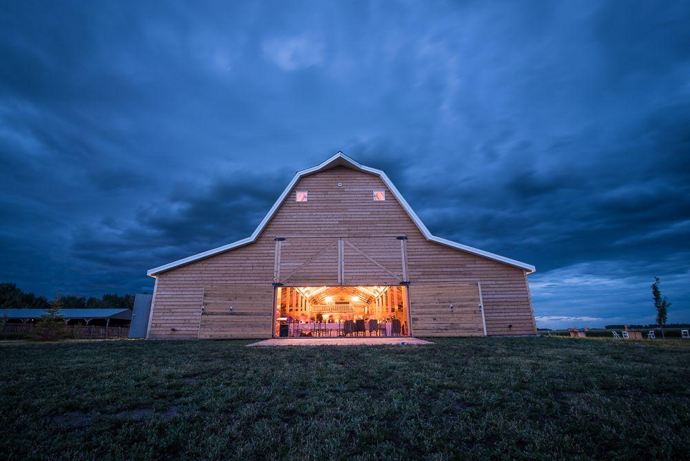 Amazing rustic barn wedding venue just outside