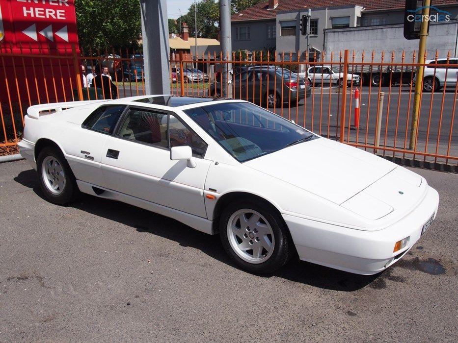 1988 lotus esprit s5 s5 classic beauty cars for sale