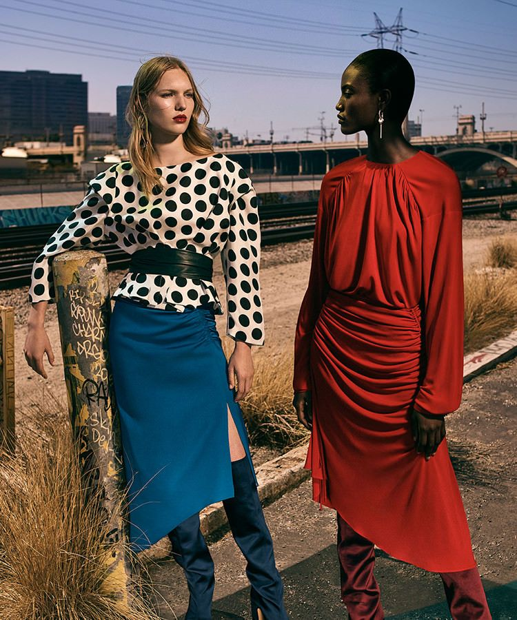 Zara Fall 2017 Is Chock Full Of Trends Fashion Red Skirts