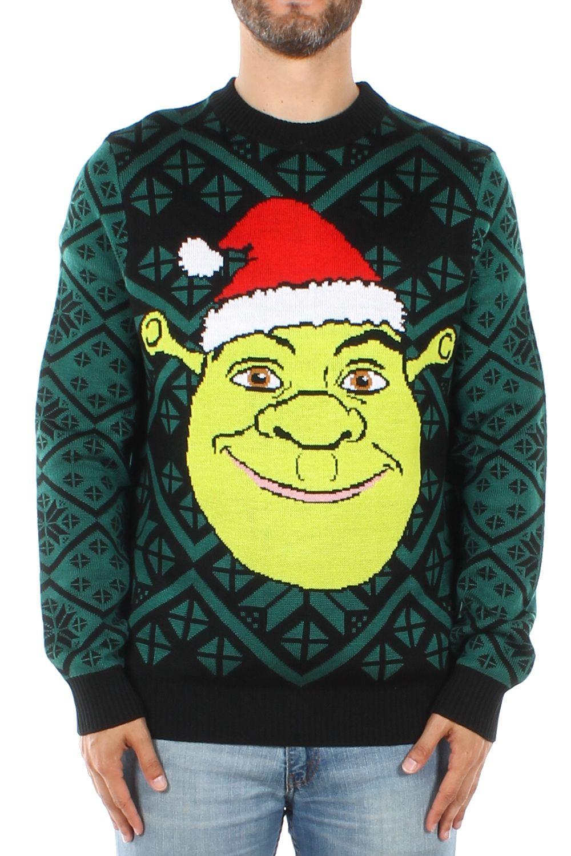 Men\'s Shrek Sweater | UGLY XMAS SWEATERS | Pinterest | Christmas ...