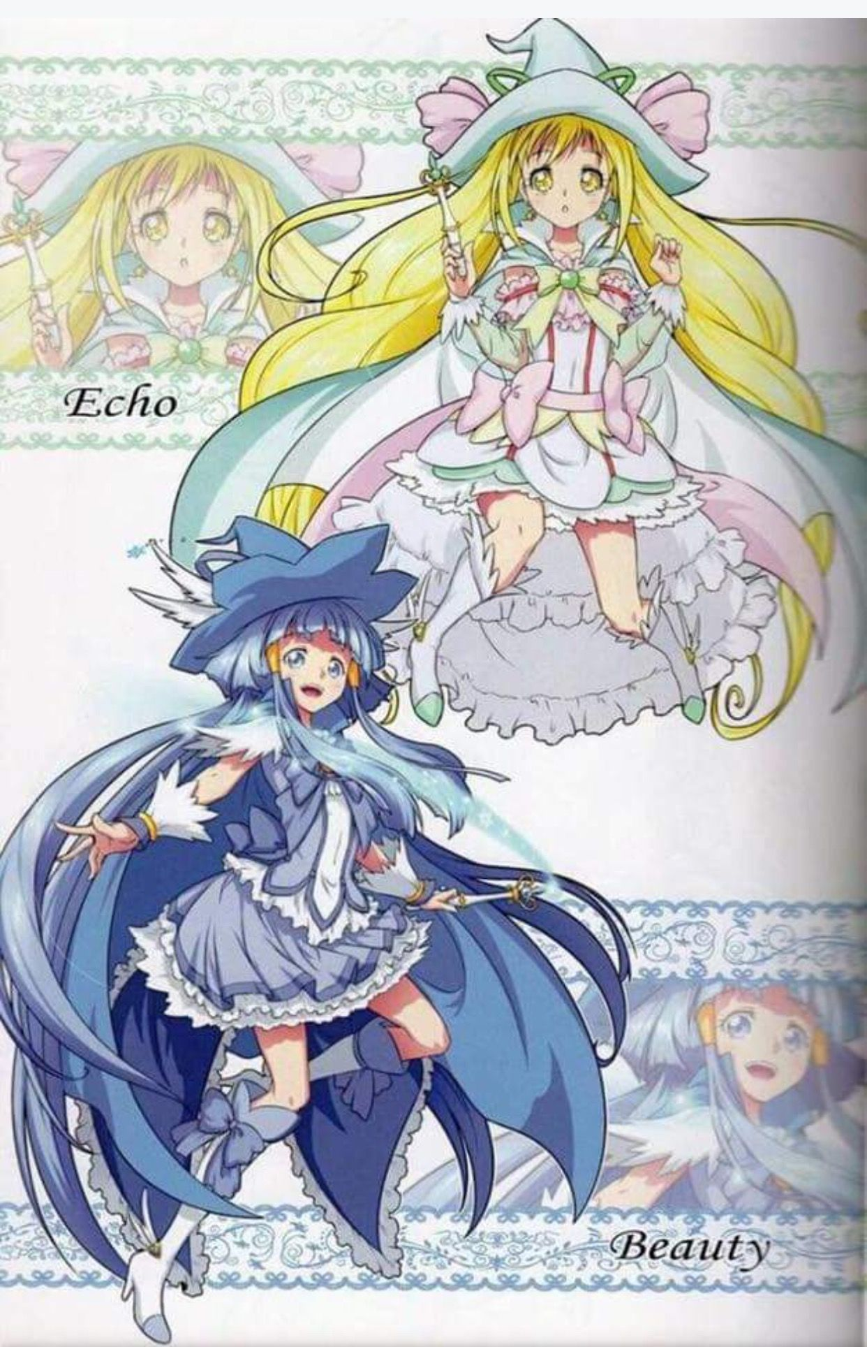 Pin on Pretty Cure Over the Rainbow