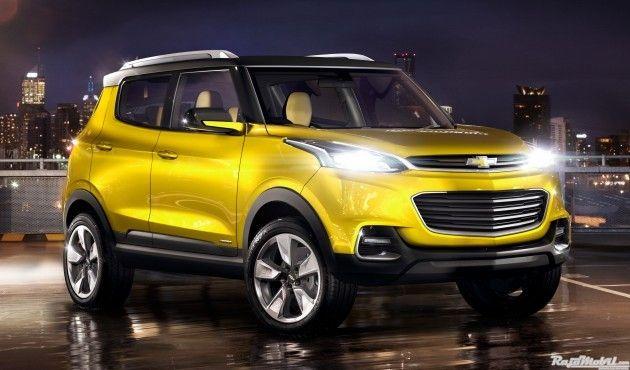 Crossver Chevrolet Adra Yang Funky Mobil Berita