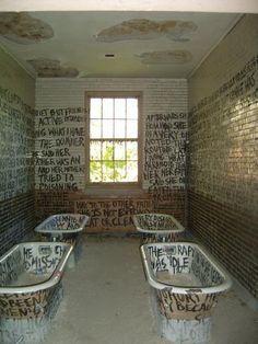 Mental Hospital photos on Pinterest   Asylum, Psychiatric Hospital ...