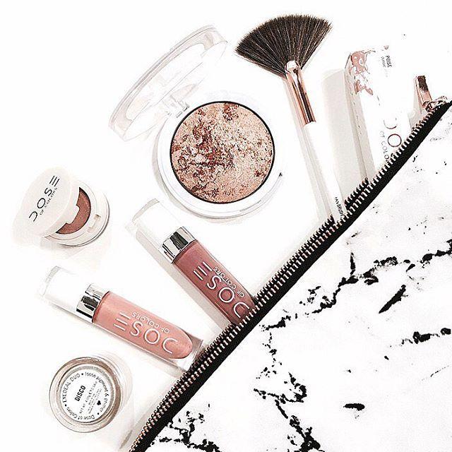 Empieza tu kit de maquillaje de #DoseOfColors #Makeup #Beauty