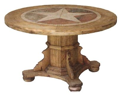 Rustic Round Kitchen Table - http://tablefurnitures.top/rustic-round-kitchen-table/43249