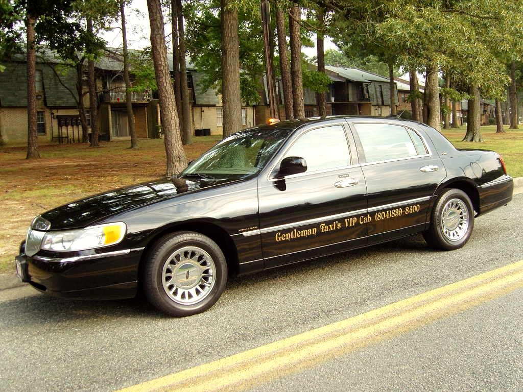 Our Very First Lincoln Town Car Also Came To Be Known As The Vip Cab