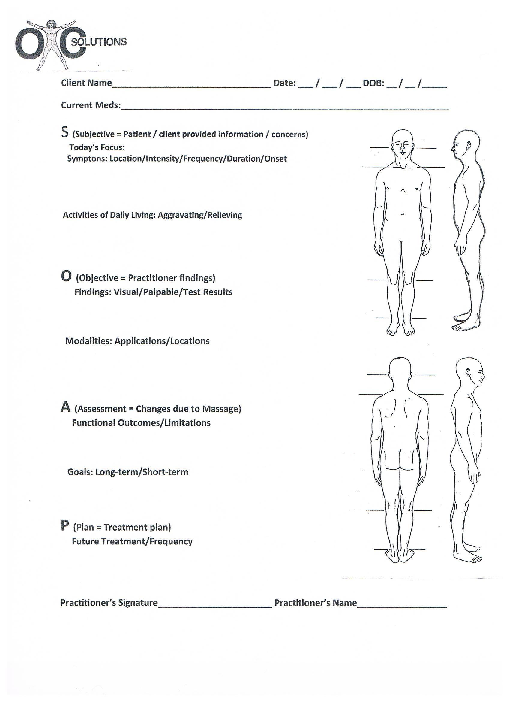 soap chart massage pinterest massage therapy massage and therapy rh pinterest com body diagram for massage [ 1700 x 2338 Pixel ]