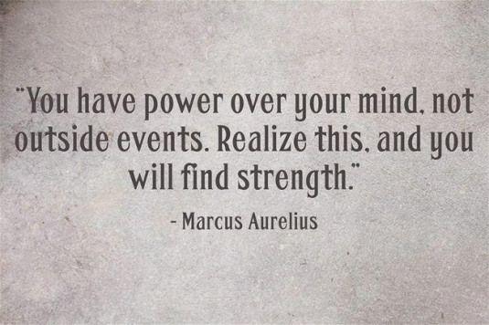 Marcus Aurelius quote -- Stoic wisdom. #wisdomquotes # ...