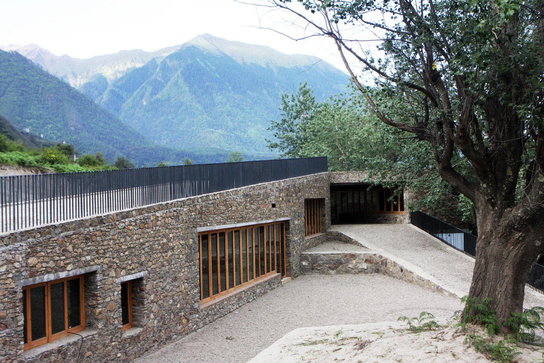 Gallery - Yaluntzangpu River Terminal / ZAO/standardarchitecture + Embaixada - 4