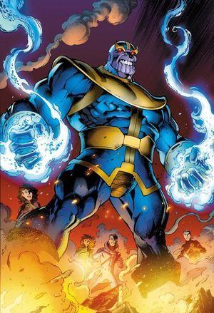 Absolute Stamina | My powers | Comics, Thanos marvel, Marvel