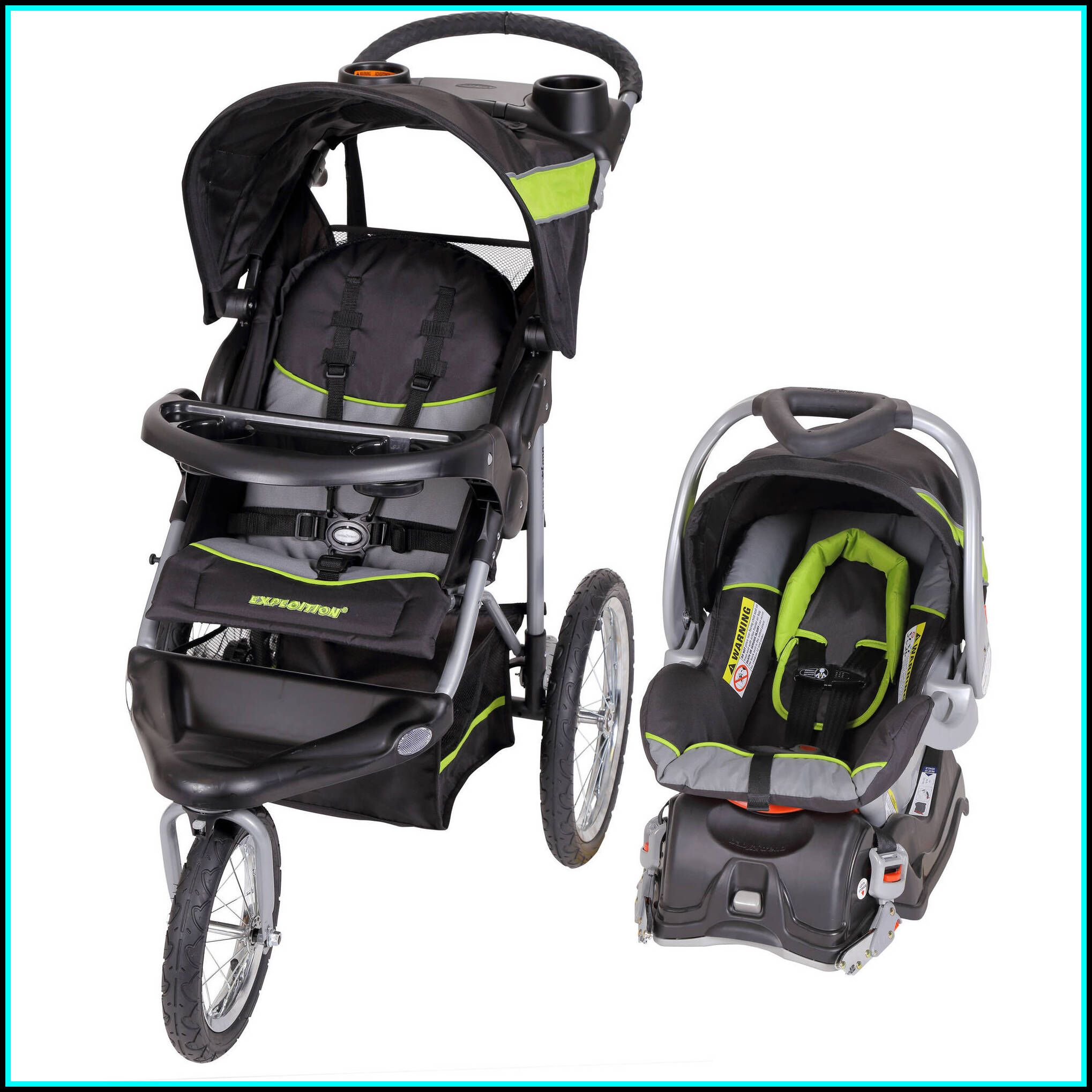 Baby Baby trend expedition, Baby strollers travel system