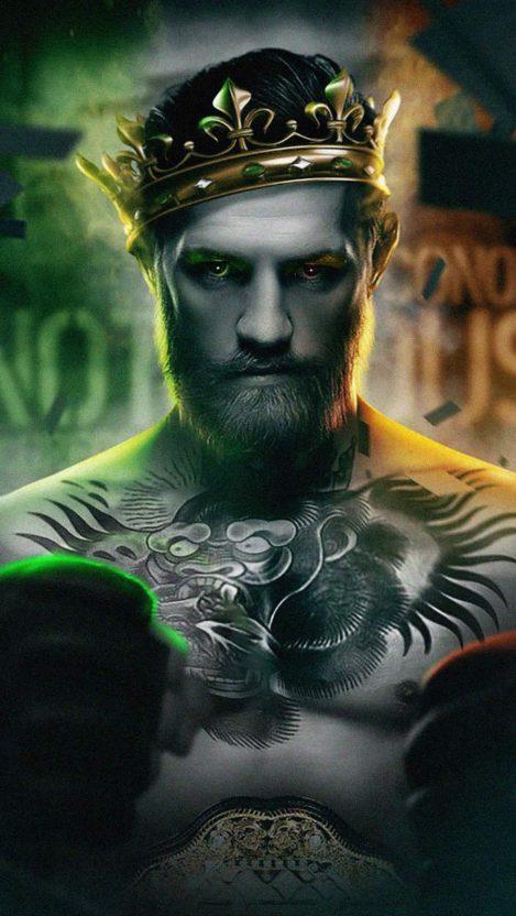 Masked Guy iPhone Wallpaper Conor mcgregor wallpaper