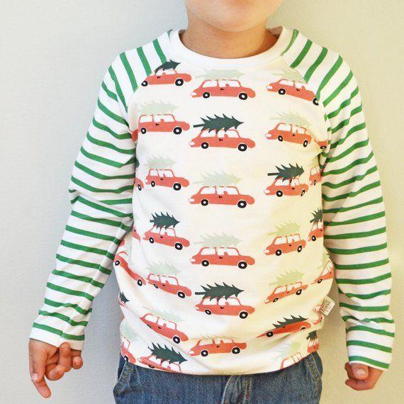 Kids Christmas Clothes - Christmas Baby Leggings - Baby Christmas